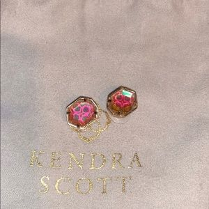 Kendra Scott Taylor earrings